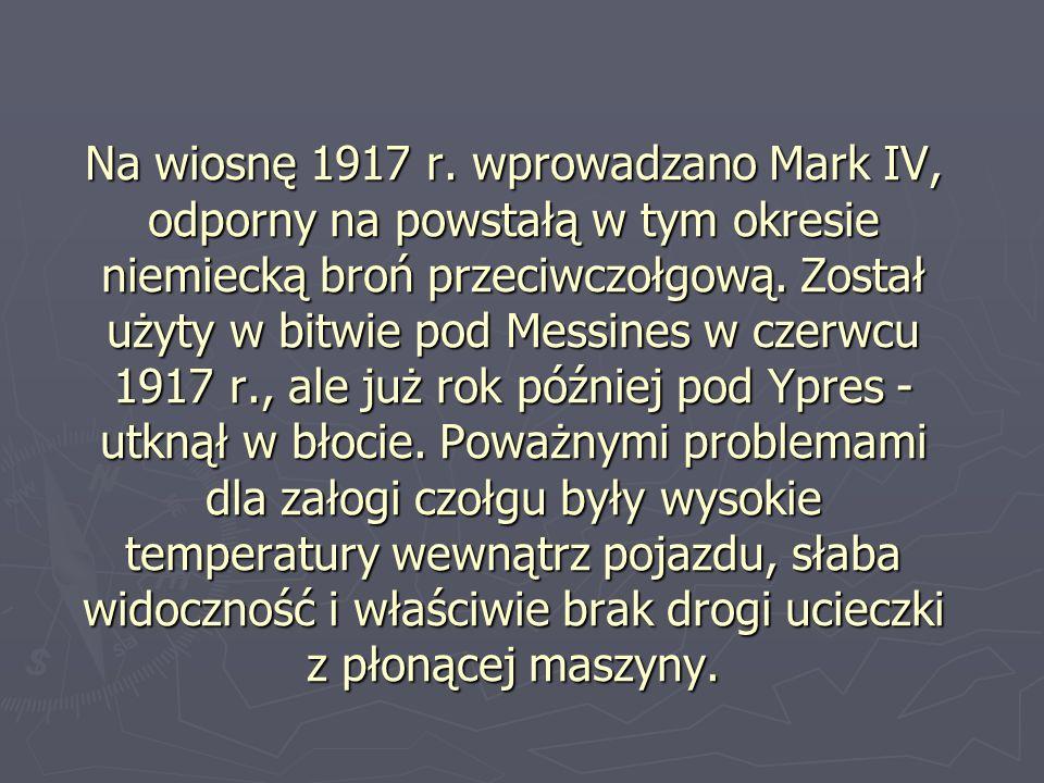 Na wiosnę 1917 r.