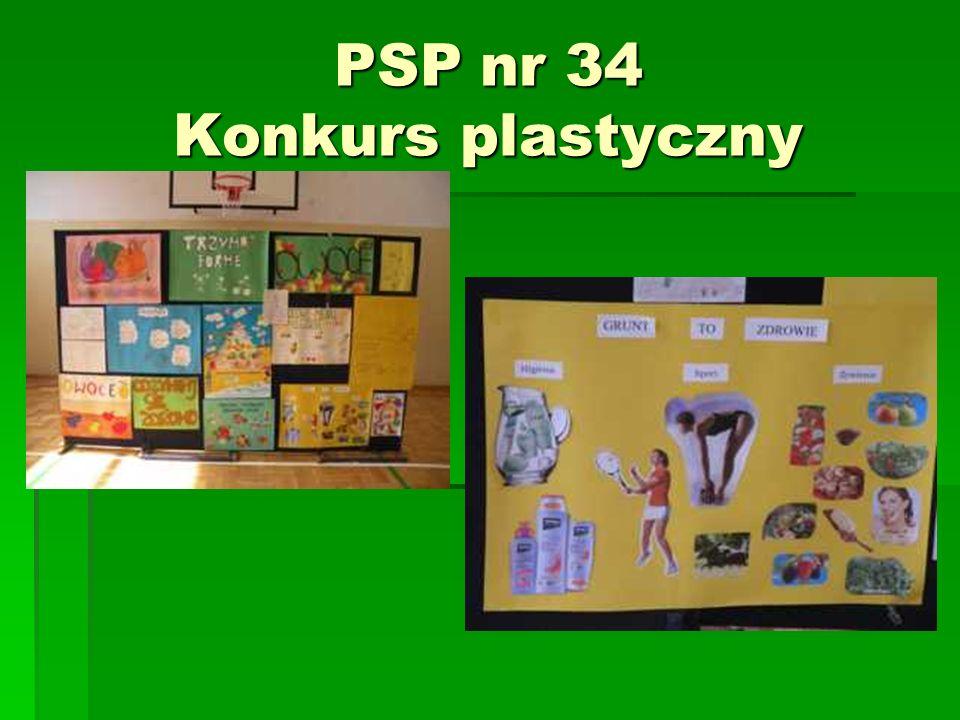 PSP nr 34 Konkurs plastyczny