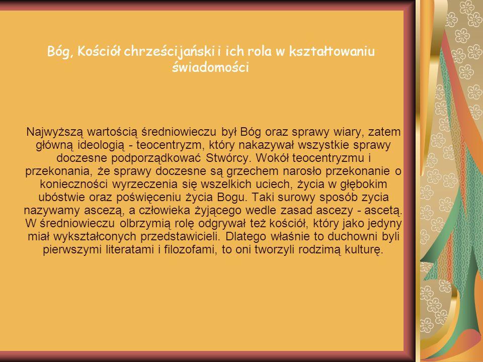 Rola książki w średniowieczu Wspólnym językiem średniowiecza była łacina, dopiero po jakimś czasie zaczęła wykształcać się twórczość piśmienna w językach narodowych.