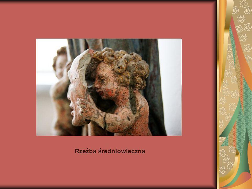 Rzeźba średniowieczna