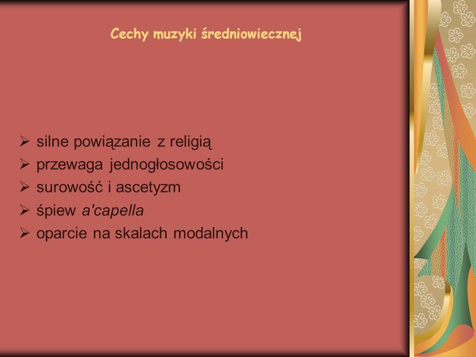 Chorał gregoriański Chorał jest to zbiór pieśni występujących podczas liturgii mszalnej.