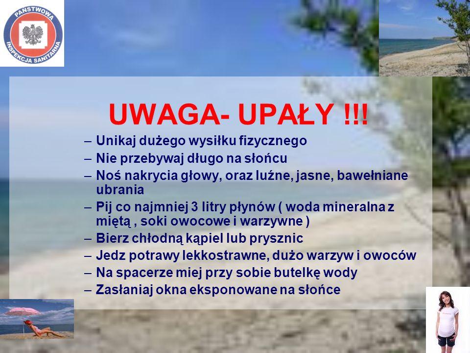 UWAGA- WODA- UWAGA GRZYBICA!!.