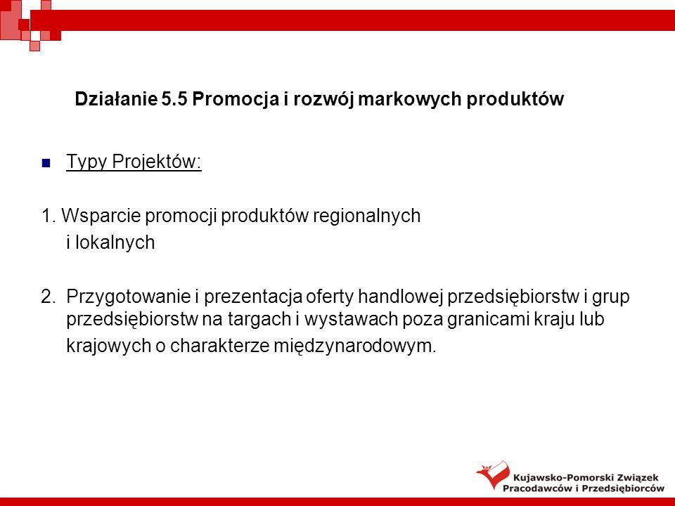 Typy Projektów: 1.