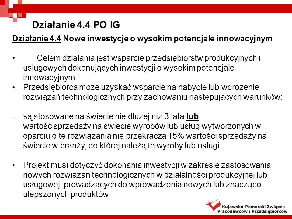 22 Podstawa prawna: Rozporządzenie Ministra Rozwoju Regionalnego z 7 kwietnia 2008 r.