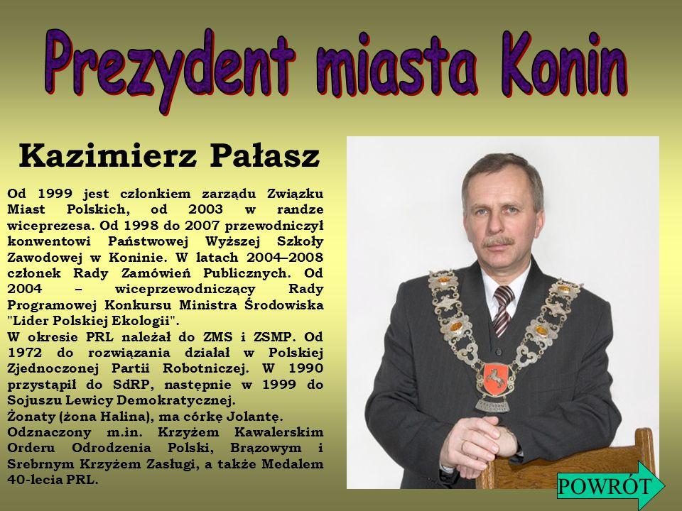 Od 1999 jest członkiem zarządu Związku Miast Polskich, od 2003 w randze wiceprezesa. Od 1998 do 2007 przewodniczył konwentowi Państwowej Wyższej Szkoł