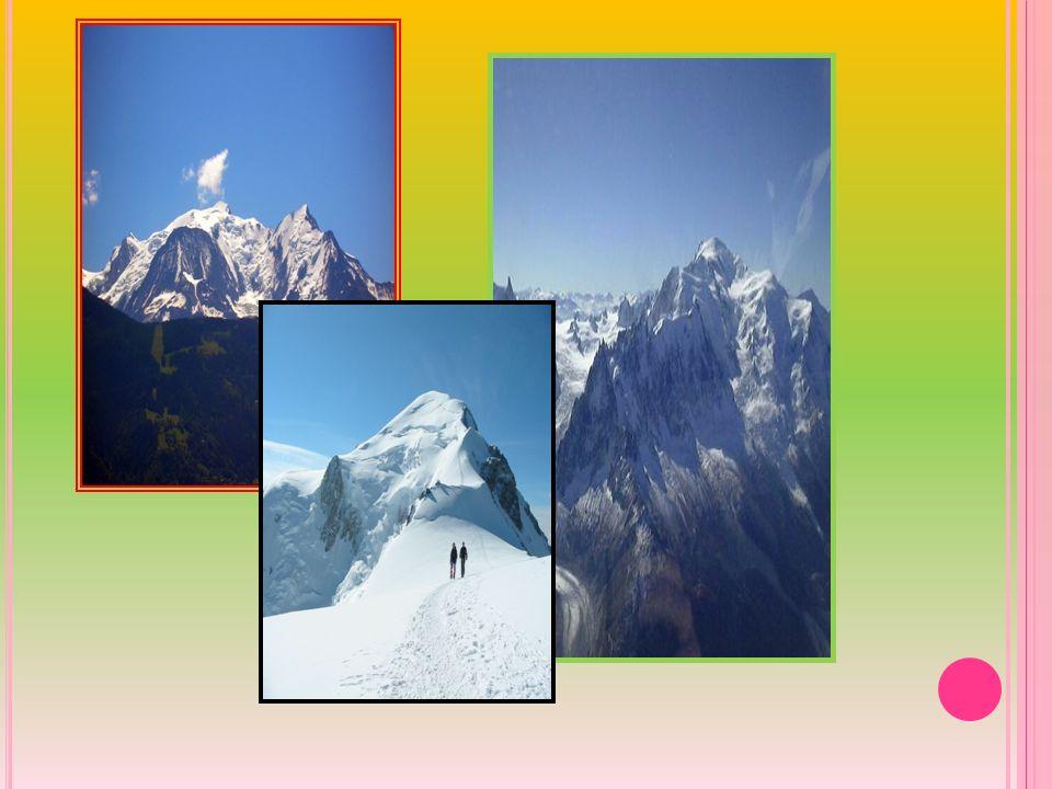 M ASYW V INSONA Masyw górski na Antarktydzie o wysokości 4892 m n.p.m.
