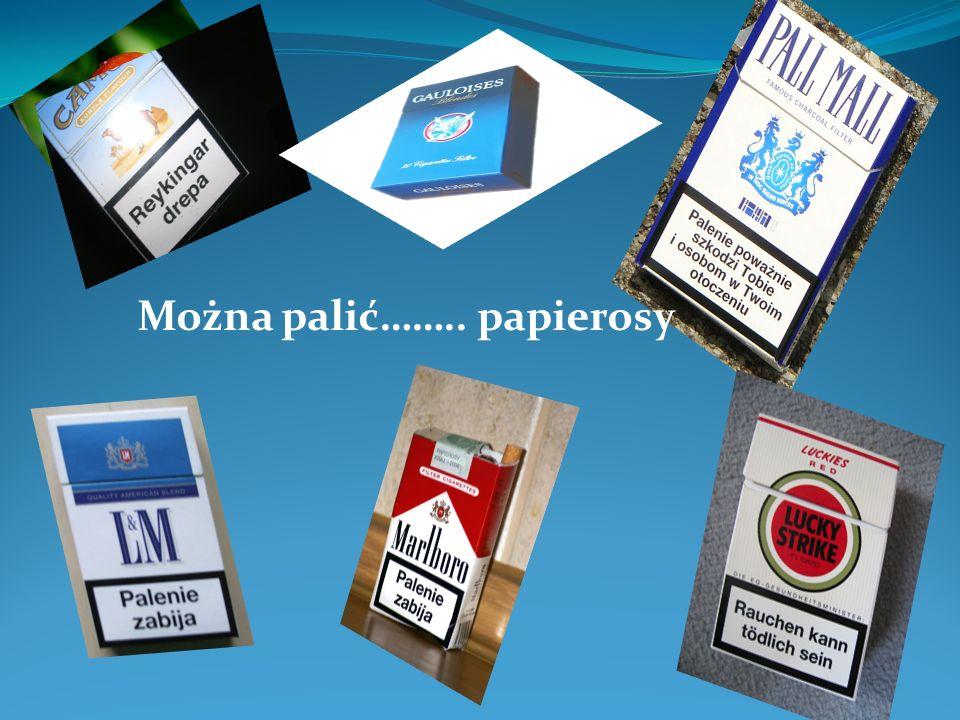 Można palić…….. papierosy