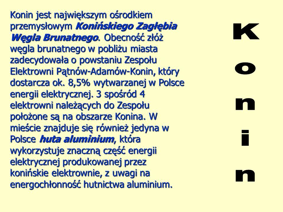 Zabytki Konina Słup Milowy Kościół św. Bartłomieja Synagoga Dworek Zofii Urbanowskiej Most Toruński
