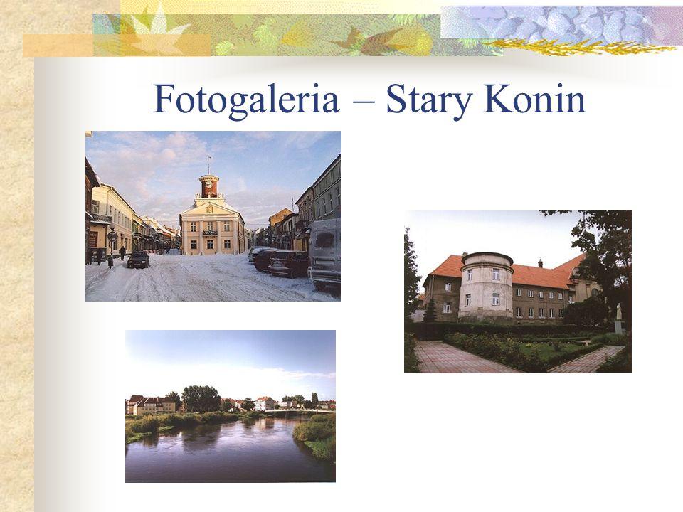 Fotogaleria – Stary Konin