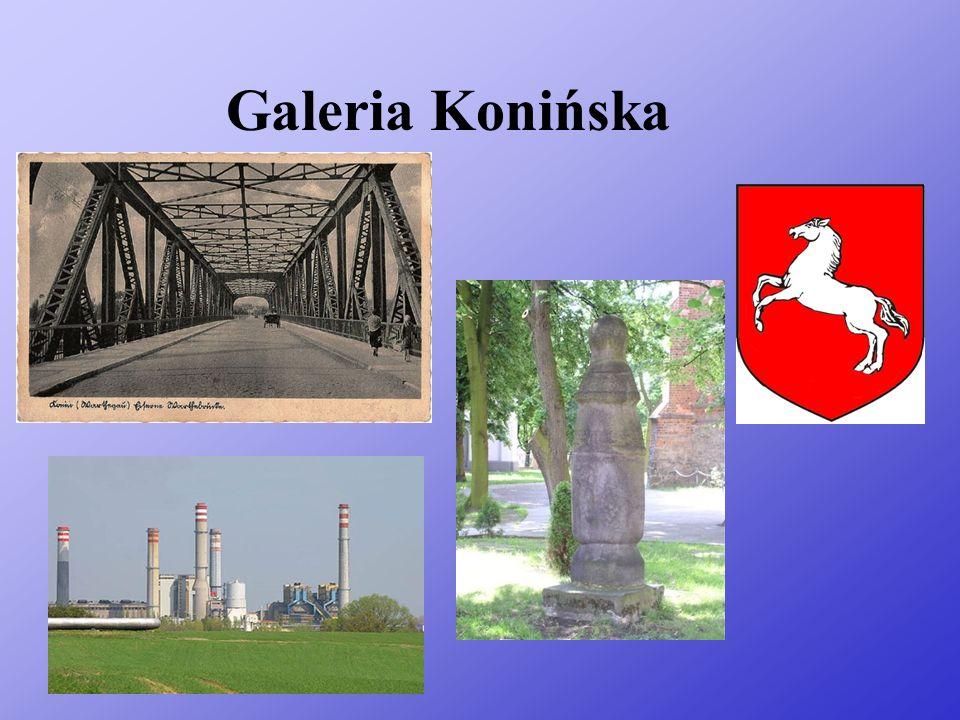 Powiat Koniński Powiat koniński - powiat w Polsce (województwo wielkopolskie), przywrócony w 1999 roku w ramach reformy administracyjnej. Jego siedzib
