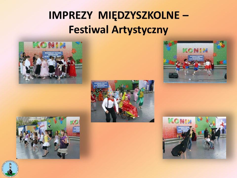 IMPREZY MIĘDZYSZKOLNE – Festiwal Artystyczny