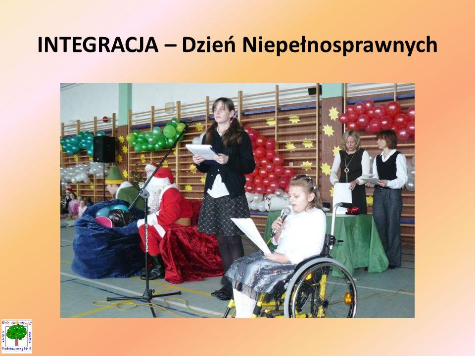 INTEGRACJA – Dzień Niepełnosprawnych