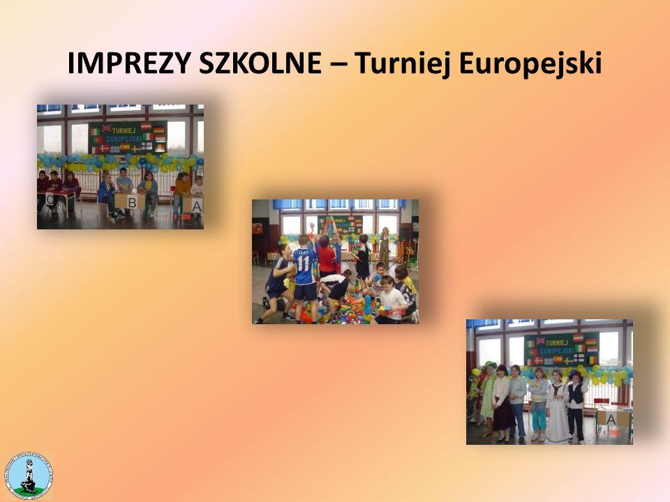 IMPREZY SZKOLNE – Turniej Europejski