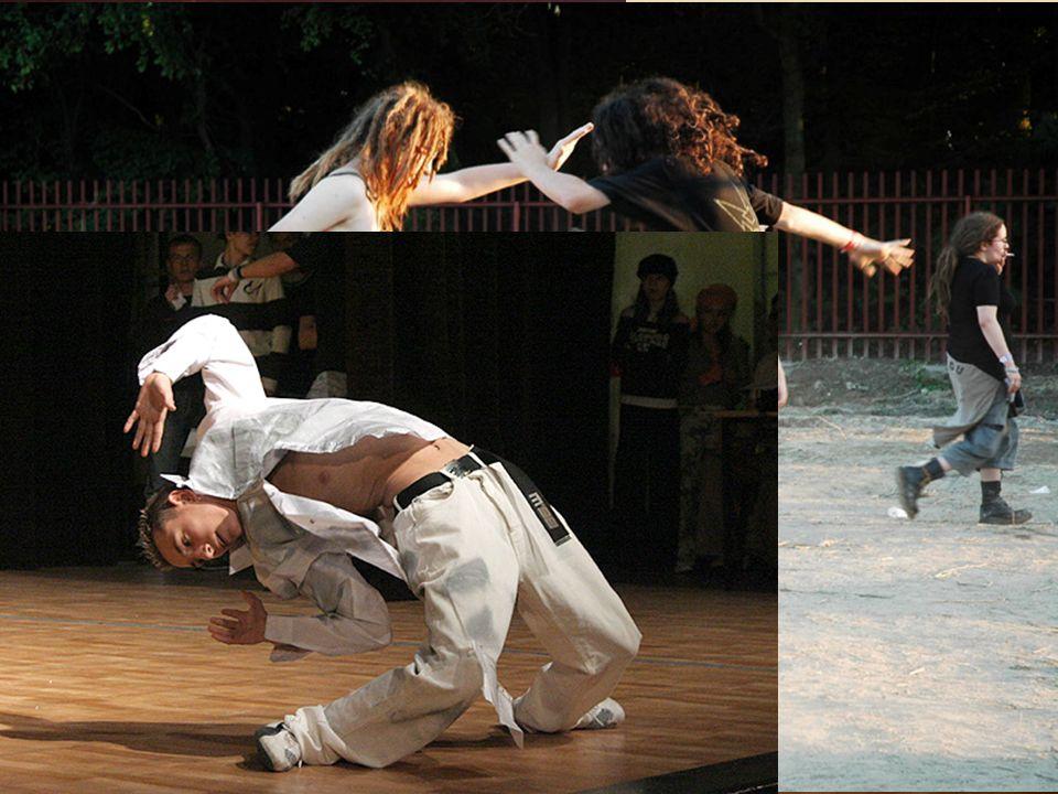 Taniec Podczas każdego tańca, któremu oddajemy się z radością, umysł traci swoją zdolność kontroli, a ciałem zaczyna kierować serce. O tańcu nie da si