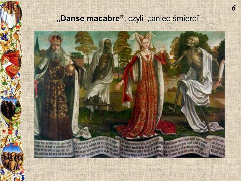 Danse macabre, czyli taniec śmierci 6