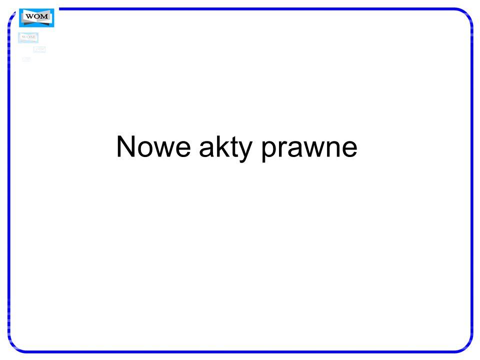 Rozporządzenie Ministra Edukacji Narodowej z dnia 12 maja 2011 r.