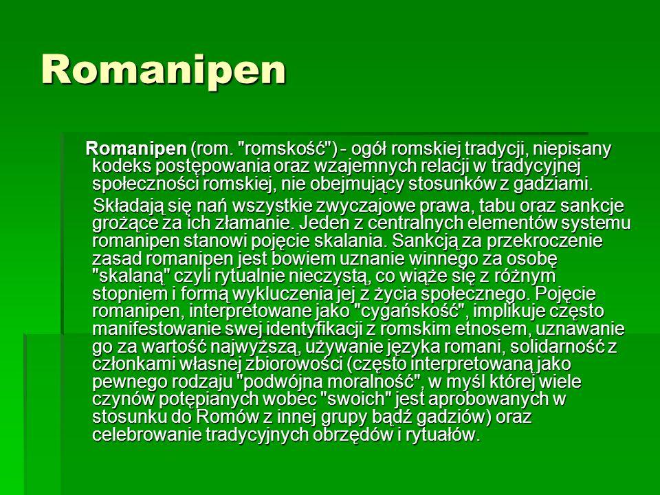 Romanipen Romanipen (rom.