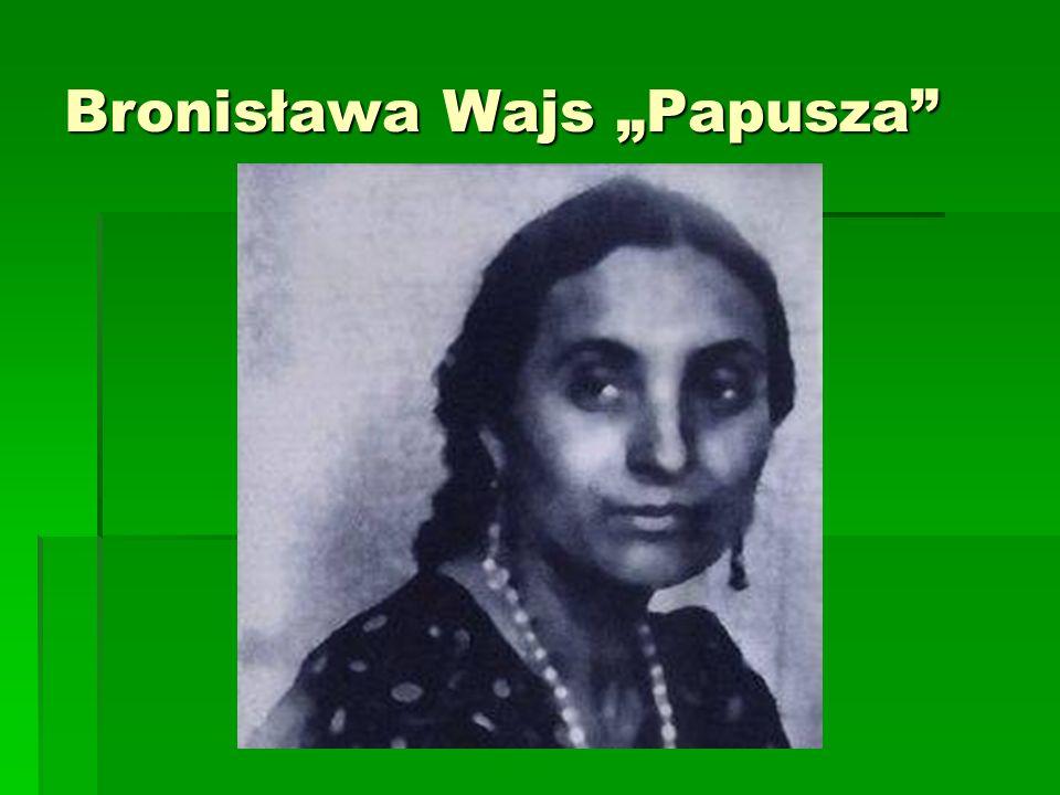 Bronisława Wajs Papusza