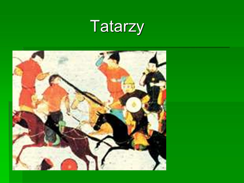 Tatarzy Tatarzy