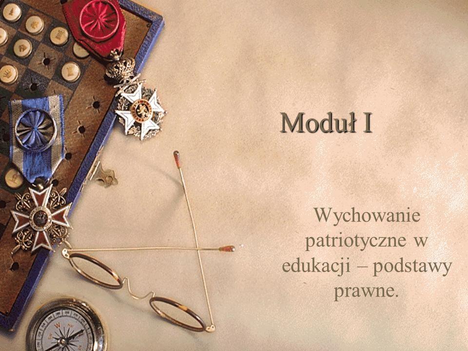 III etap edukacyjny (gimnazjum) przedmiot - wiedza o społeczeństwie moduł: wychowanie obywatelskie Treści nauczania: Naród i państwo.