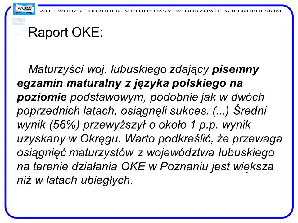 Tematy na olimpiadę 2012/2013 LITERACKIE: Staropolskie wzory osobowe.