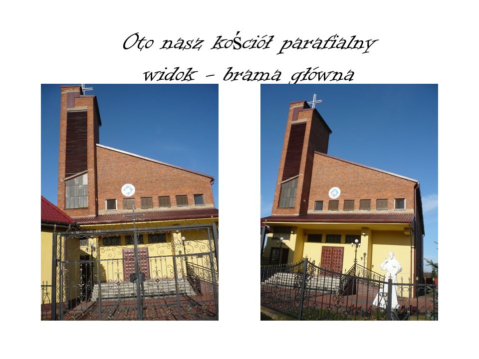 Krótka historia Parafia ś w.