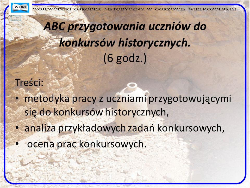 Powtórka przed egzaminem – skuteczne sposoby powtarzania i utrwalania wiedzy z historii.