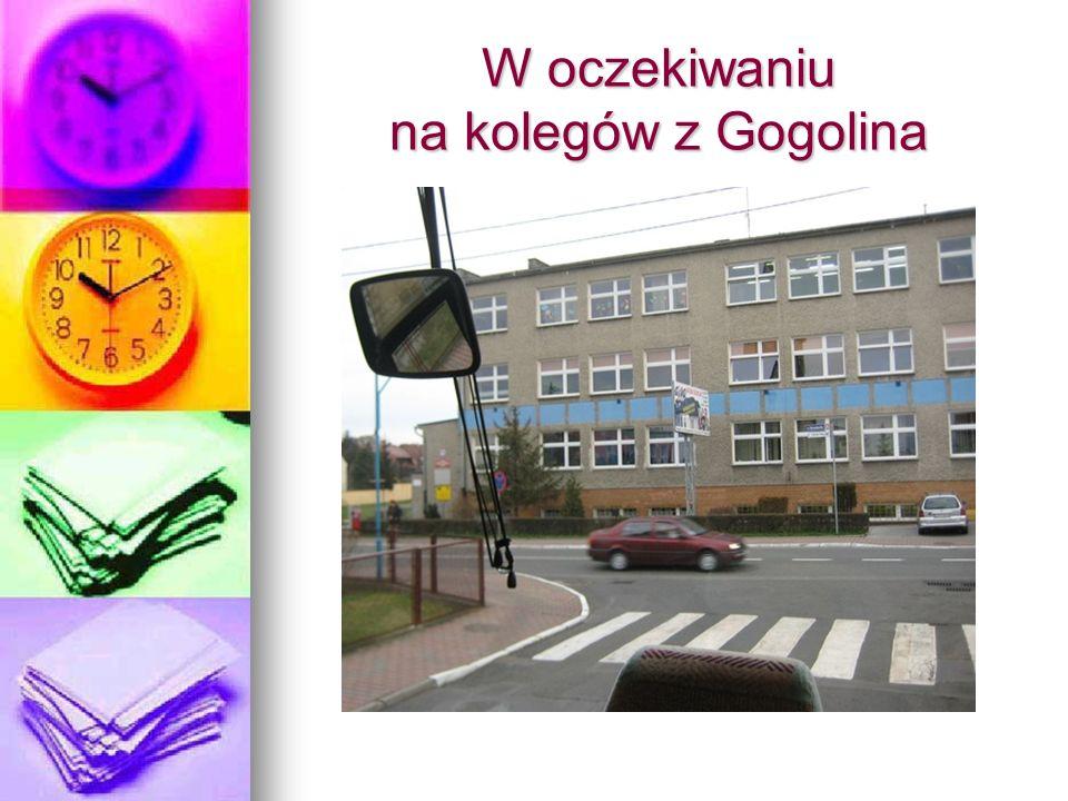 W oczekiwaniu na kolegów z Gogolina