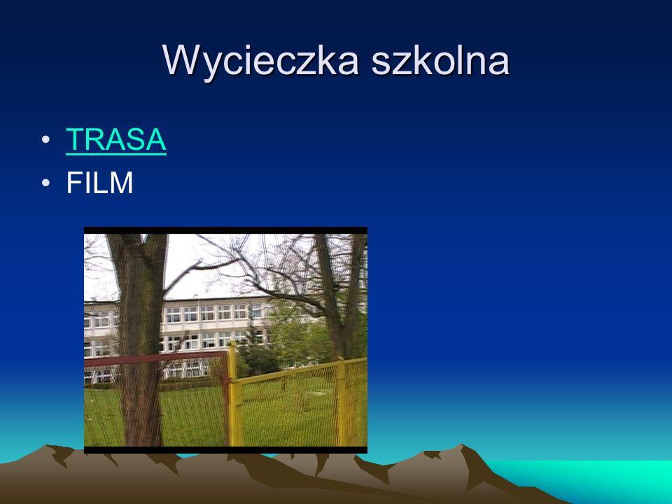 Wycieczka szkolna TRASA FILM