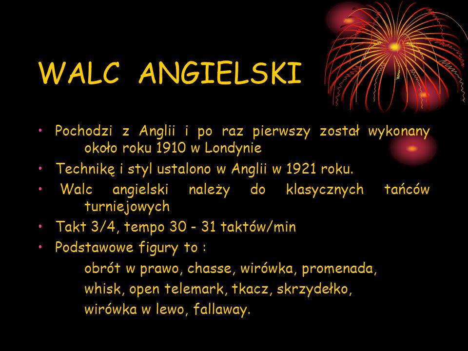 ZDJĘCIA WALC ANGIELSKI