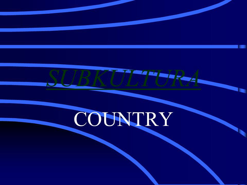 SUBKULTURA COUNTRY