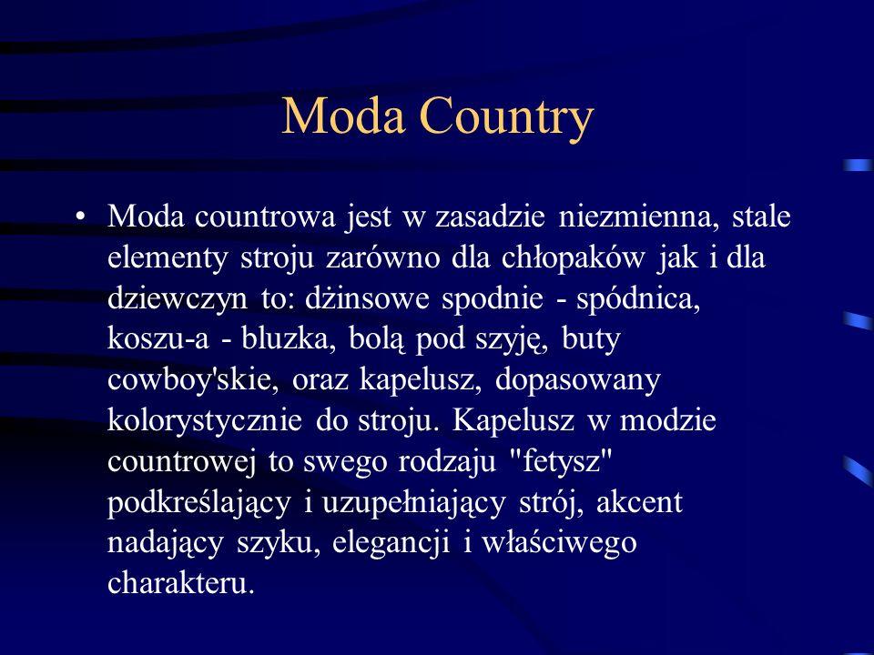 Jeden z najpopularniejszych w Polsce piosenkarzy muzyki country: Michał Lonstar, właściwie Michał Łuszczyński (ur. 21 listopada 1948 w Warszawie) – je