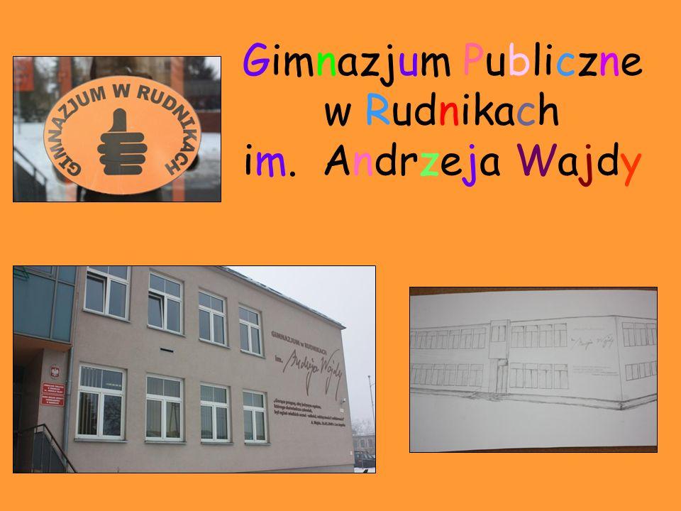 Gimnazjum Publiczne w Rudnikach im. Andrzeja Wajdy
