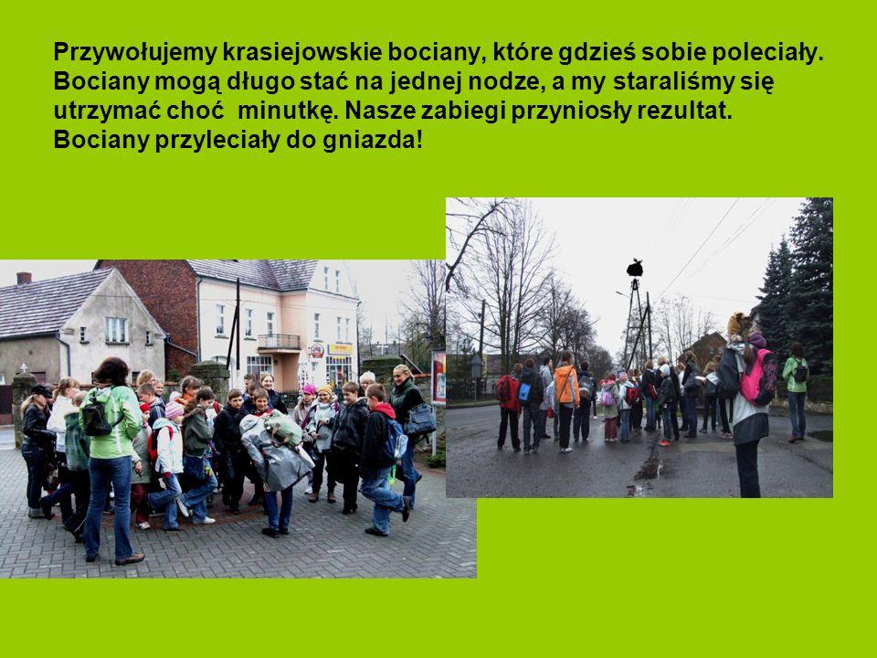Wspólne zwiedzanie gościnnego Krasiejowa, poznajemy historię tej, najstarszej miejscowości w naszej gminie.