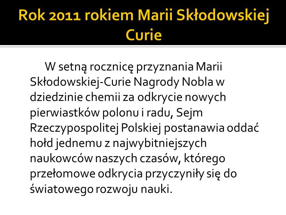 http://www.agcia.yoyo.pl/curie/index.html www.mariasklodowskacurie.info historia_kobiet.w.interia.pl/teksty/sklodowska.