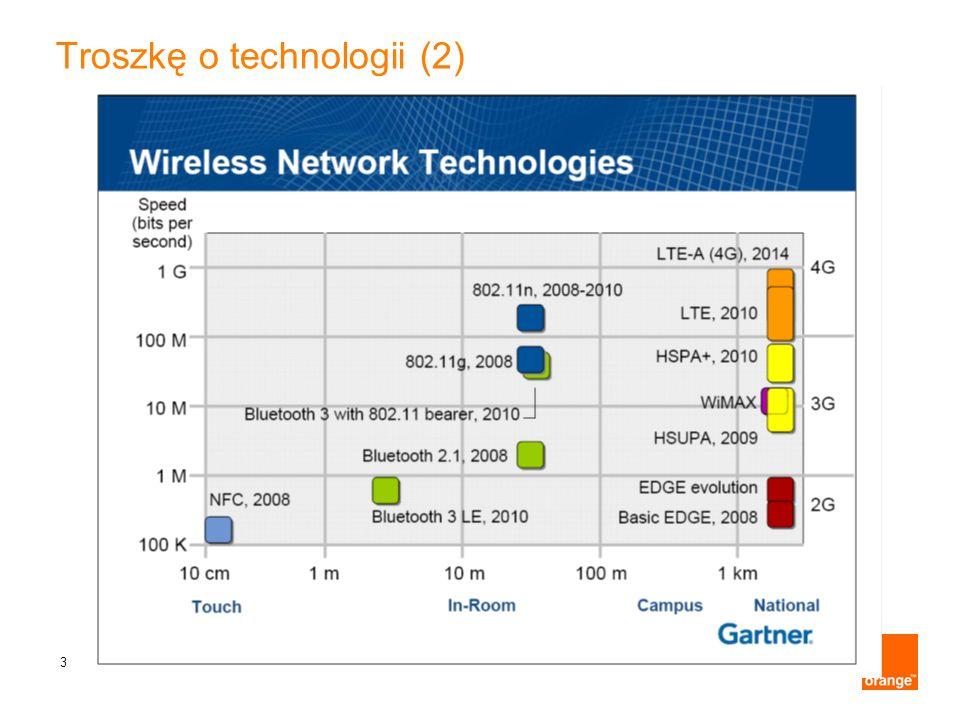 14 Internet w komórce – aplikacje: SIP - VOIP Access Point WiFi GSM / UMTS SmartPhon z aplikacją SIP agent Usługa niezależna od operatora (np..Fring) Ryzyko dla operatora utraty przychodów z głosu: blokada połączeń VoIP (T-Mobile w Niemczech) Nadal trudna customer journey – problemy z integracją aplikacji w telefonie Dwa numery telefonów: SIPowy i mobilny Brak handoveru między WiFi oraz GSM Problemy z jakością w przypadku korzystania z sieci EDGE/UMTS (latency, jitter) dowolna sieć WiFi VoIP w sieci WiFi – odpowiedź na problemy zasięgowe indoor