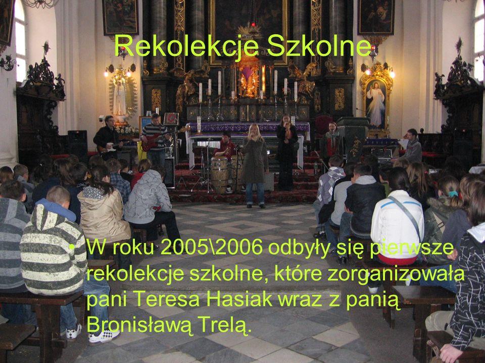 Dni Otwarte W roku 2005 odbyły się pierwsze dni otwarte w naszej szkole.