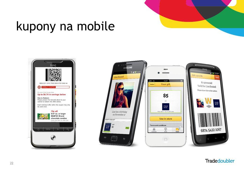 22 kupony na mobile