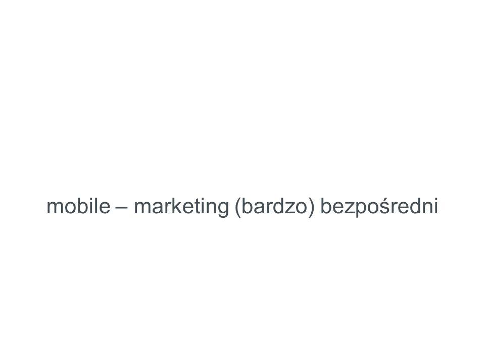 Case Marka, Tyskie Środki –nośna idea –własna baza numerów telefonów konsumentów –push sms + kreator tapet w mobilnym internecie –personalizacja przez adresata nie nadawcę.
