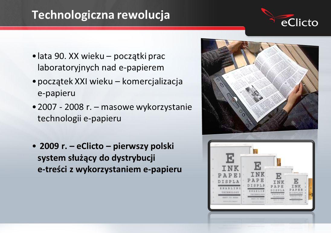 Technologiczna rewolucja lata 90.
