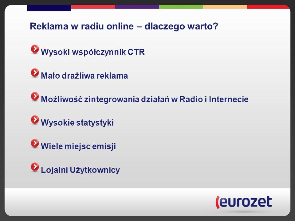 Reklama w radiu online – dlaczego warto.