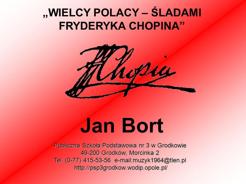 Publiczna Szkoła Podstawowa nr 3 w Grodkowie 49-200 Grodków, Morcinka 2 Tel. (0-77) 415-53-56 e-mail:muzyk1964@tlen.pl http://psp3grodkow.wodip.opole.