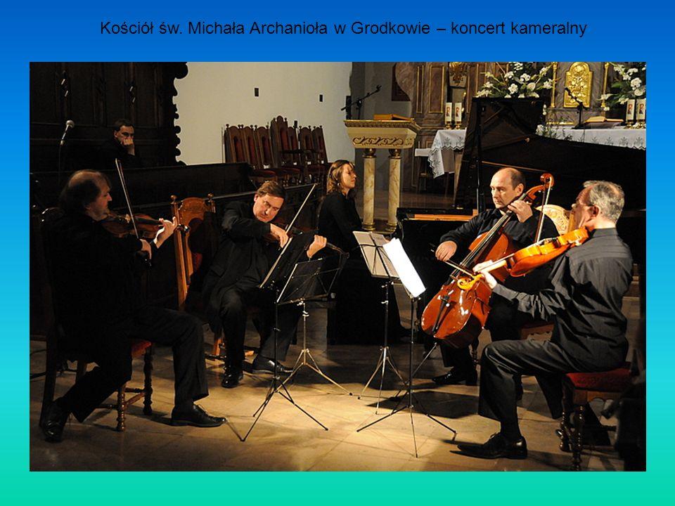 Kościół św. Michała Archanioła w Grodkowie – koncert kameralny