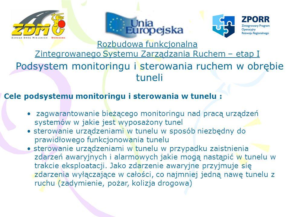 Rozbudowa funkcjonalna Zintegrowanego Systemu Zarządzania Ruchem – etap I Warunkowe priorytety dla komunikacji zbiorowej będą realizowane zarówno na poziomie pojedynczych skrzyżowań, jak również ciągów i sieci ulic.