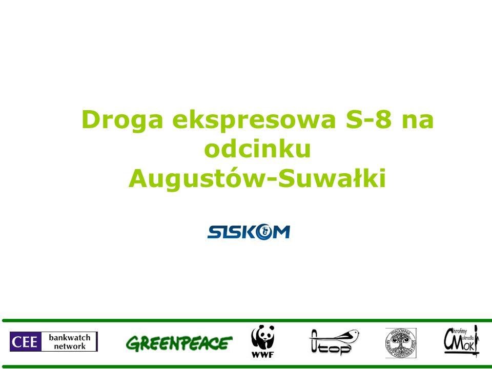 Trasa Augustów-Suwałki a Via Baltica Trasa Augustów-Suwałki to część planowanej transeuropejskiej trasy tranzytowej Via Baltica.