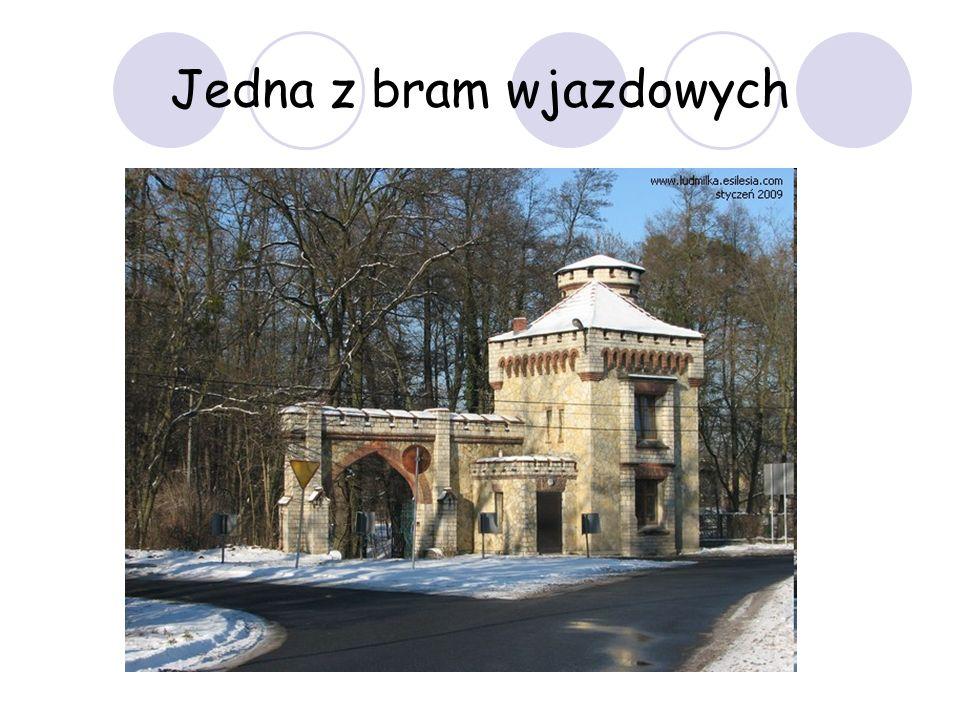 Jedna z bram wjazdowych