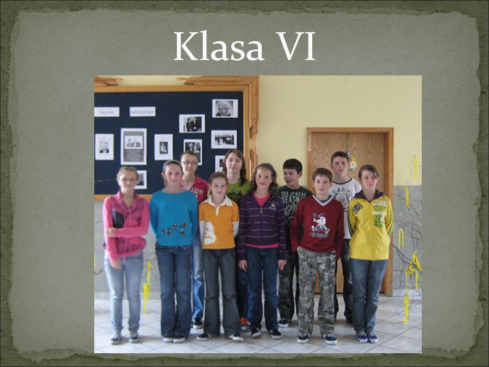 Klasa VI