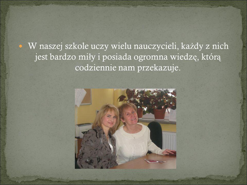Grono Pedagogiczne Irena Pachowicz – dyrektor szkoły Iwona Jurkiewicz Anna Molenda Elżbieta Jóźwiak Grażyna Wieliczek Ks.