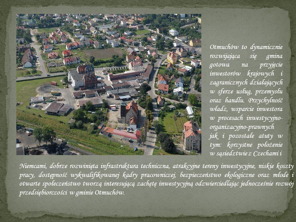 Jednym z podstawowych czynników warunkujących rozwój społeczno- gospodarczy gminy Otmuchów jest dostępność i funkcjonalność układów transportowych.