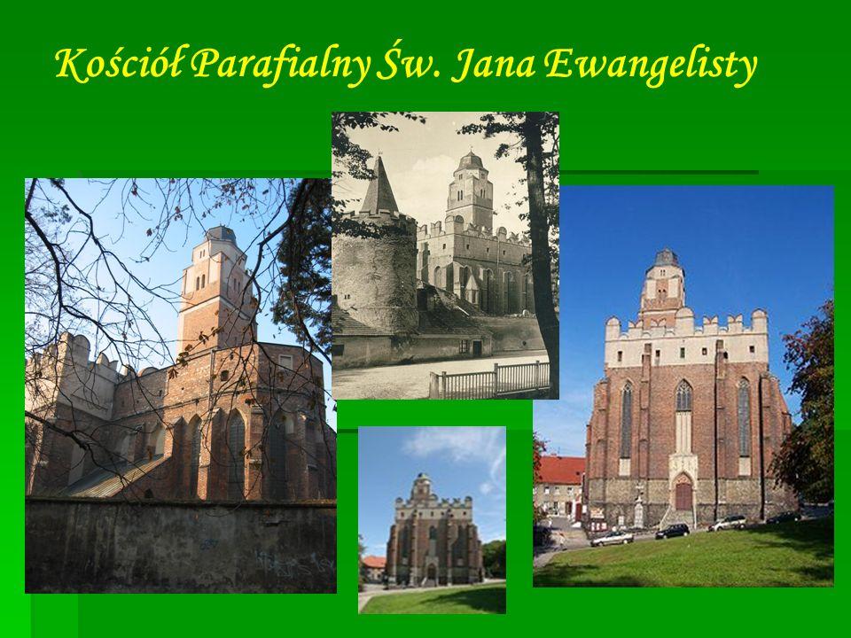Kościół Parafialny Św. Jana Ewangelisty